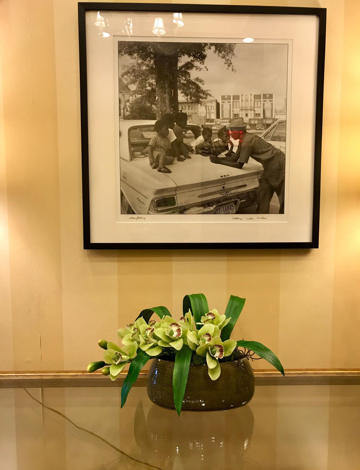 Replica Silk Plants Installation Interiorscapes Inc